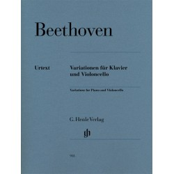 Variations For Piano &...
