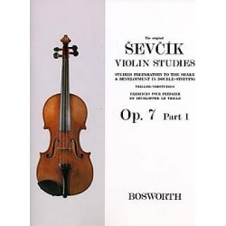 The Original Sevcik Violin...