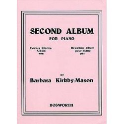 Second Album for Piano 2 -...