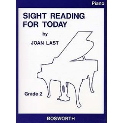 Sight-reading For Today...