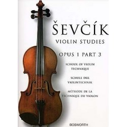 School Of Violin Technique,...