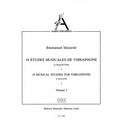 19 Musical Studies for...