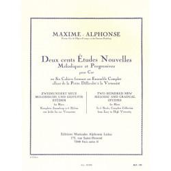 Gilbert Rys  50 Etudes faciles