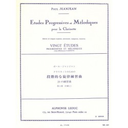 20 Etudes Progressives &...