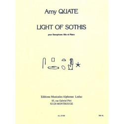 Light of Sothis for Alto...