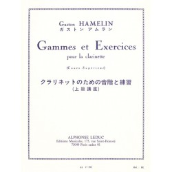 Gammes Et Exercices