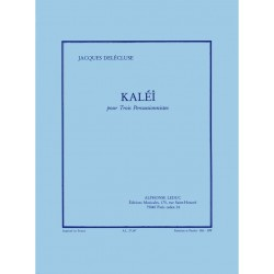 Jacques Delecluse  Kalei