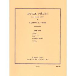 Litanies/Rondel/Fugue