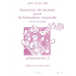 Reading exercises for music...