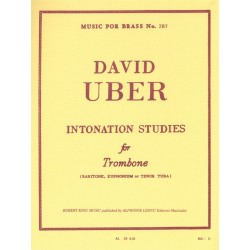 Intonations studies