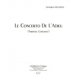 Le Concerto De L'Adieu...