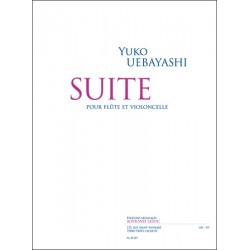 Suite for Flute and Cello