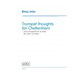 Trumpet thoughts for...