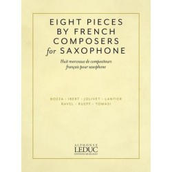 Eight Pieces by French...