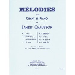 14 Melodies recueil