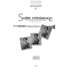Suite Miniature (10 Pezzi...