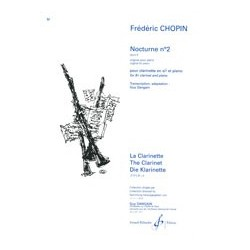 Nocturne No.2 For Clarinet...