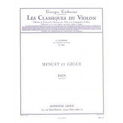 Menuet And Gigue