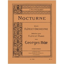 Nocturne For Flute And...