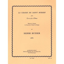 Chasse De Saint Hubert