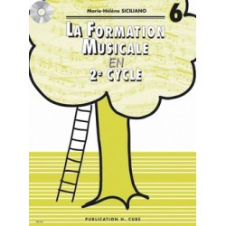 La formation musicale Vol.6