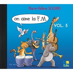 On aime la F.M. CD Vol.5