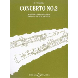 Concerto No.2 In B