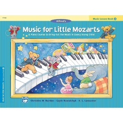 Music For Little Mozarts:...