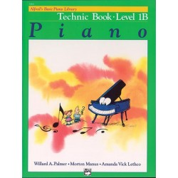 Alfred's Basic Piano...