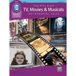 Top Hits from TV, Movies &...