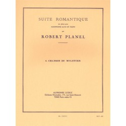 Robert Planel  Suite...