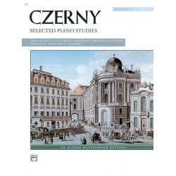 Selected Pianoforte Studies 1
