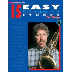 15 Easy Jazz, Blues & Funk...