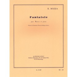 Fantaisie For Bassoon And...
