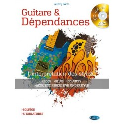 Guitare et Dependance