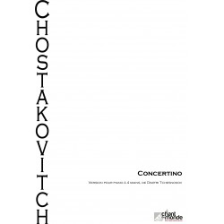 Concertino En La Mineur Op. 94