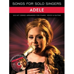 Songs for Solo Singers: Adele