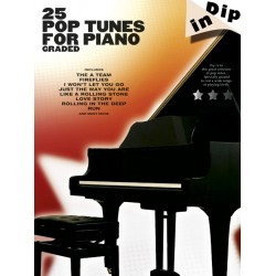 Dip In 25 Pop Tunes for Piano