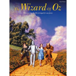 The Wizard Of Oz (Easy Piano)