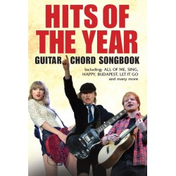 Hits Of The Year Guitar...