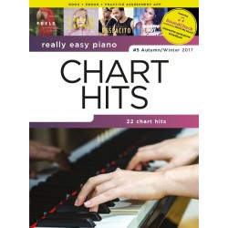 Really Easy Piano: Chart...