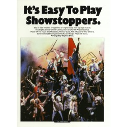 It's Easy To Play Showstoppers