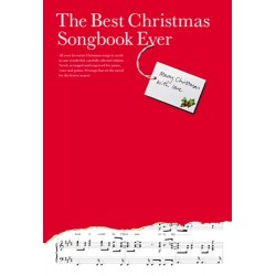 The Best Christmas Songbook...