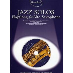 Guest Spot: Jazz Solos