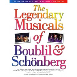 The Legendary Musicals Of...