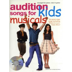 Audition Songs For Kids...