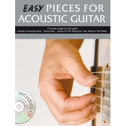 Easy Pieces For Acoustic...