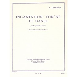 Incantation Threne Et Danse