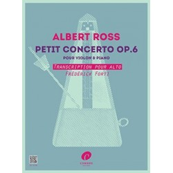 Petit concerto Op.6