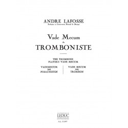 Vade Mecum du tromboniste